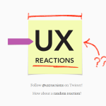 uxreaction